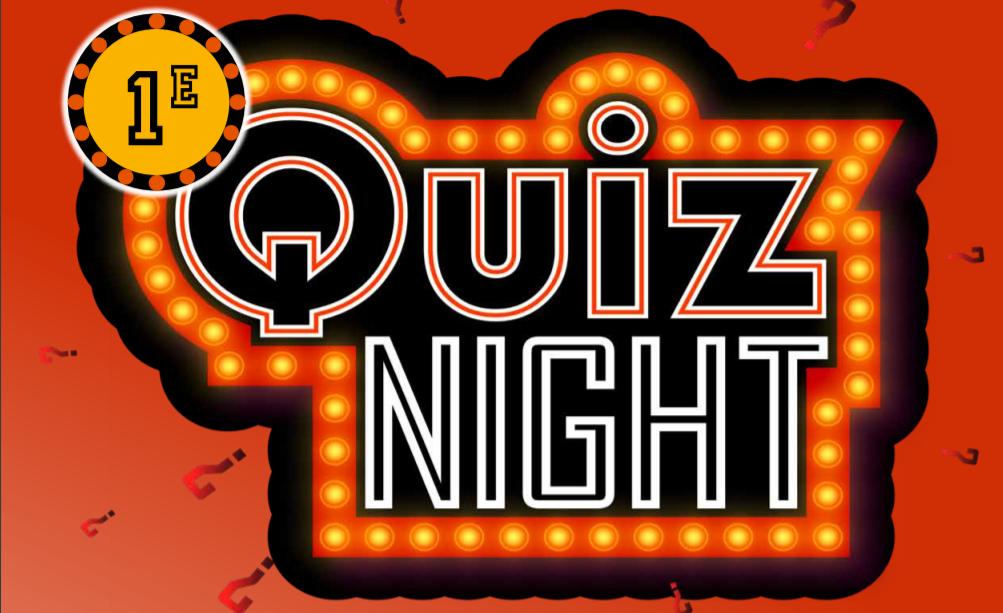 1e Quiz Night