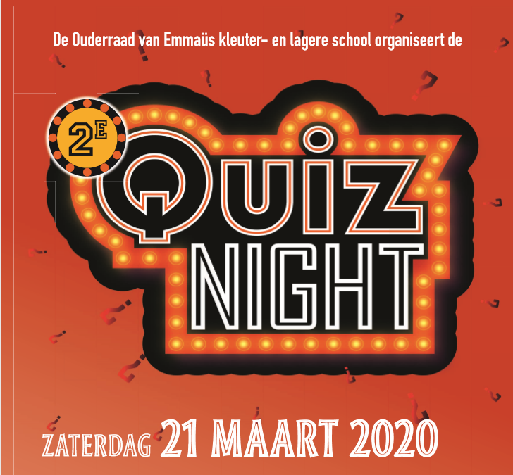 2de Quiz Night