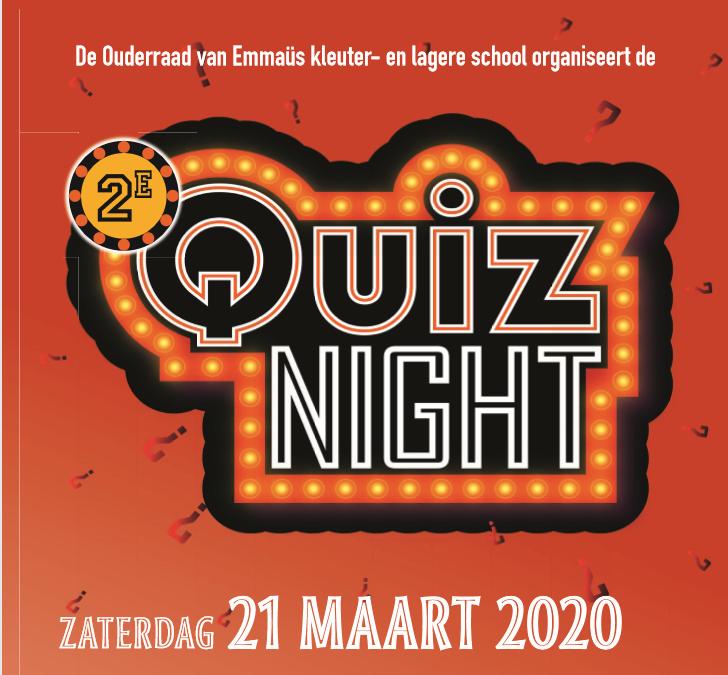 2de Quiz Night